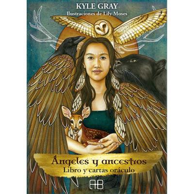Ángeles y ancestros- Kyle Gray