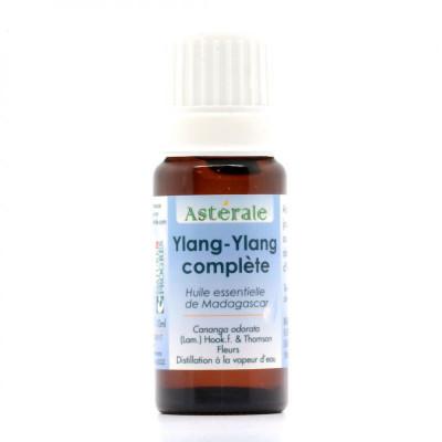 Aceite esencial de ylang ylang completo BIO 10 ml.