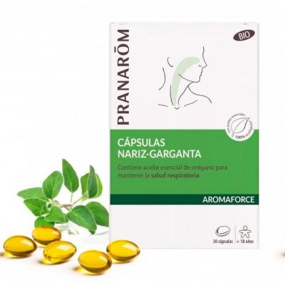Cápsulas Nariz-Garganta Bio- 30 cápsulas