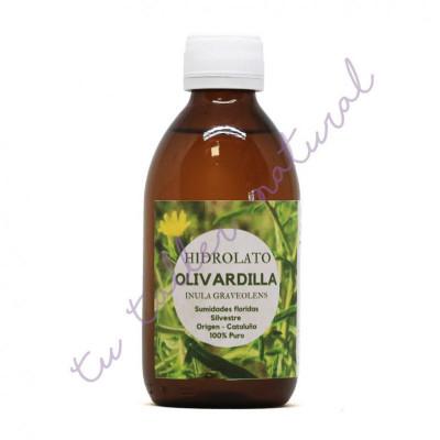 Hidrolato de olivardilla o inula silvestre BIO 250 ml. (apto vía oral) - Essenciescat
