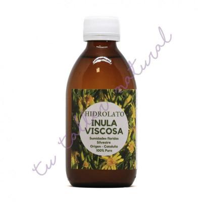 Hidrolato de inula viscosa silvestre 250 ml. - Essenciescat