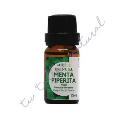 Aceite Esencial de menta piperita 10 ml. - Essenciescat
