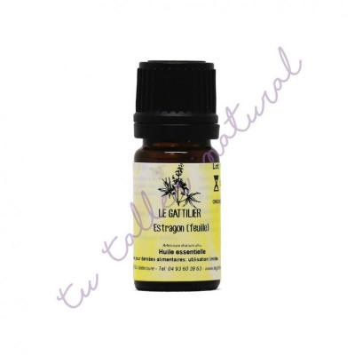 Aceite esencial de estragón 5 ml. - Le Gattilier