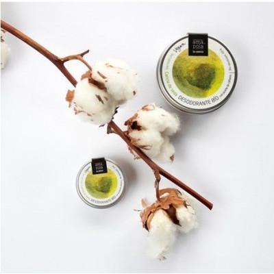 Desodorante Sólido Bio- Caricia de Seda