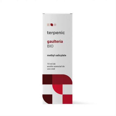 Aceite esencial de gaulteria olorosa - wintergreen BIO 10ml.
