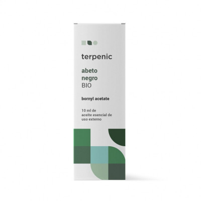 Aceite esencial de Abeto Negro BIO 10 ml.