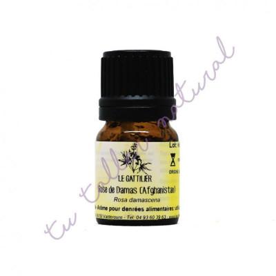 Aceite esencial de rosa de Afganistán BIO 1 y 2 ml. - Le Gattilier