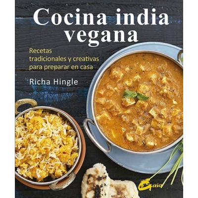 Cocina india vegana