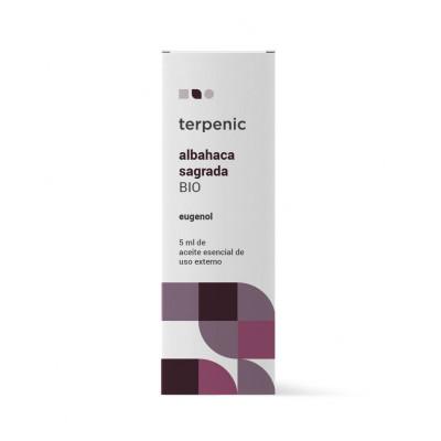 Aceite esencial de albahaca sagrada BIO 5ml.