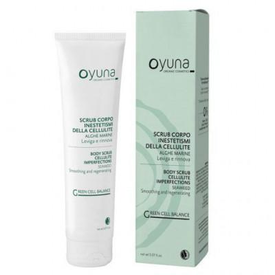 Exfoliante Corporal Anti-celulitis Green Cell -Oyuna