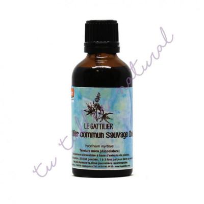 Extracto de Arándano silvestre (bayas)  BIO 50 ml.