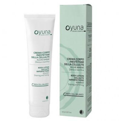 Loción Corporal Anti-celulitis Green Cell 150 ml.-Oyuna