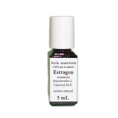 Aceite esencial de estragón BIO 5 ml.