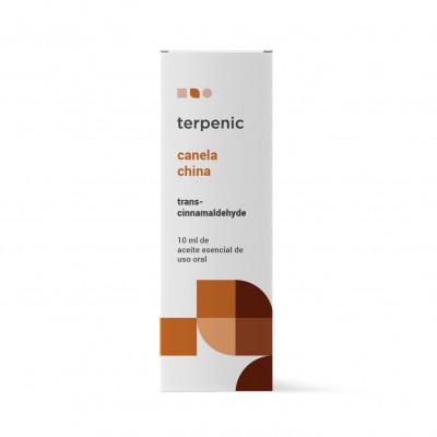Aceite esencial de canela de China 10 ml. - Terpenic Labs
