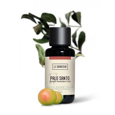 Aceite Esencial de Palo Santo silvestre (fruto) 5 y 10 ml.