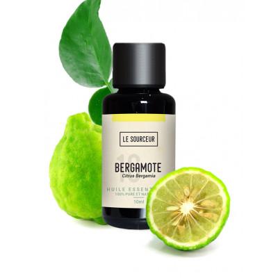 Aceite esencial de bergamota (extracción sobre esponja) 5 y 10 ml.