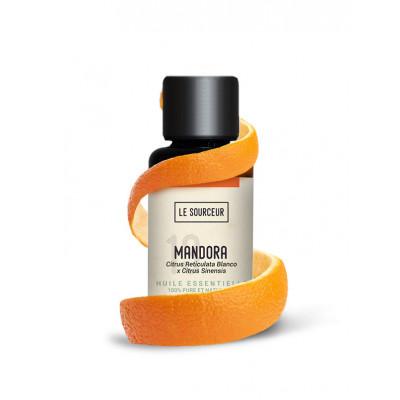 Aceite esencial de mandora 10 y 30 ml.