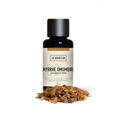 Aceite esencial de mirra Orumbiri silvestre 10 y 30 ml.