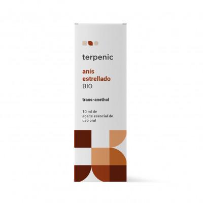 Aceite esencial de anis estrellado BIO 10 ml.